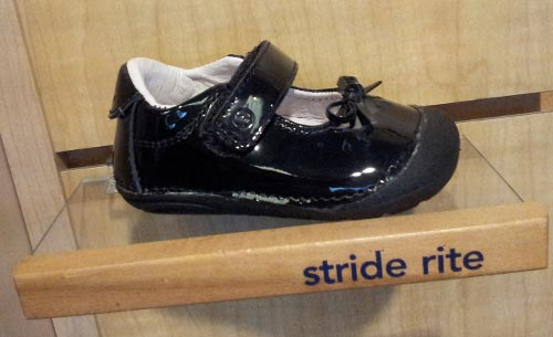 Stride Rite comfortable dress shoes