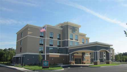 Clifton park is home to homewood suites 39 newest property in ny clifton park happenings for Hilton garden inn clifton park ny