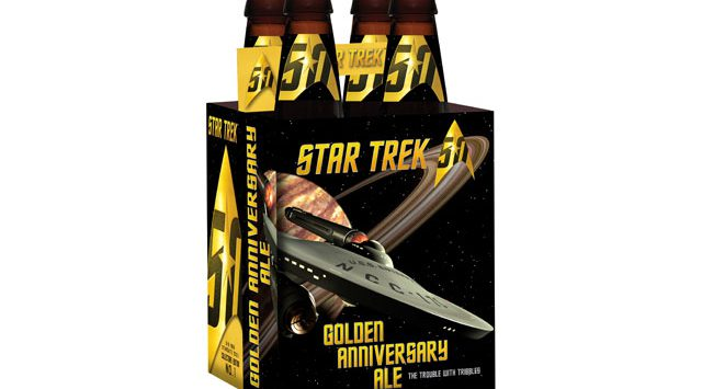 case of star trek beer