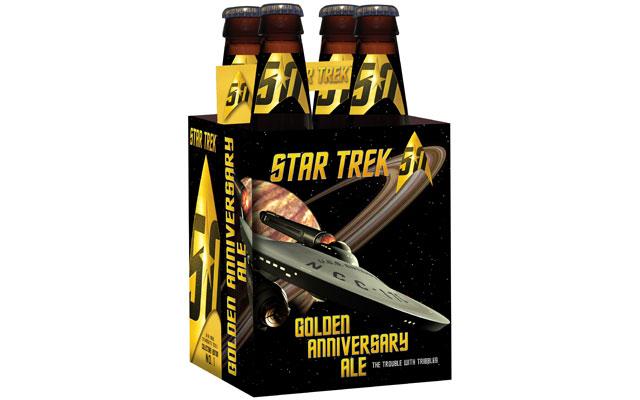 case of star trek beer