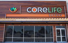front of a corelife eatery
