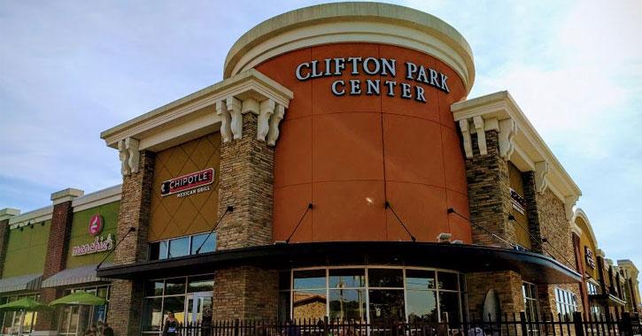 Clifton Park Center building