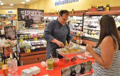 Chef Orlando in Clifton Park Hannaford