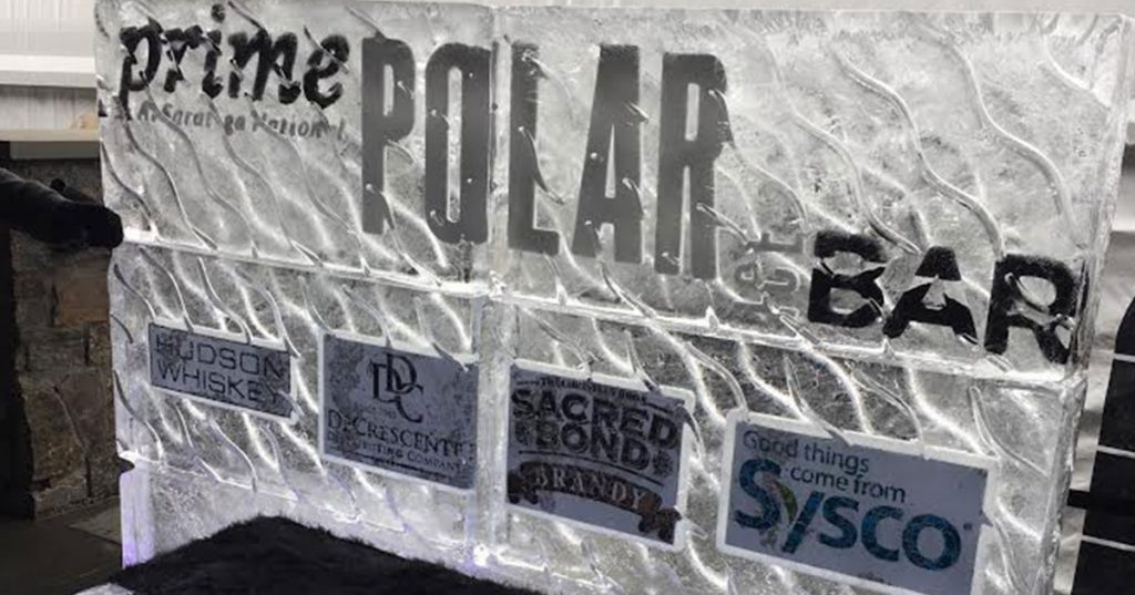 prime polar ice bar
