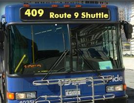 Capital Region Transit Authority Route 409 Clifton Park NY