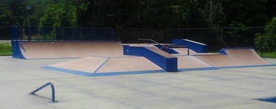 Clifton Park Skate Park