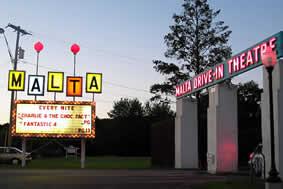 Malta Drive-In Theatre