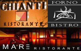 DZ Restaurant Group Logos