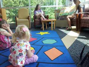 Clifton Park Library Story Time