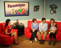 Parentology Show Set
