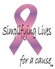 Simplifying Lives for a cause logo