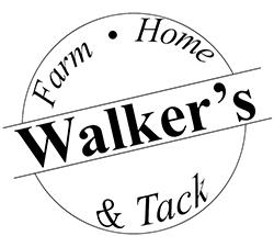 Walker's Farm, Home & Tack logo