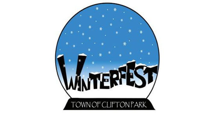 clifton park winterfest logo
